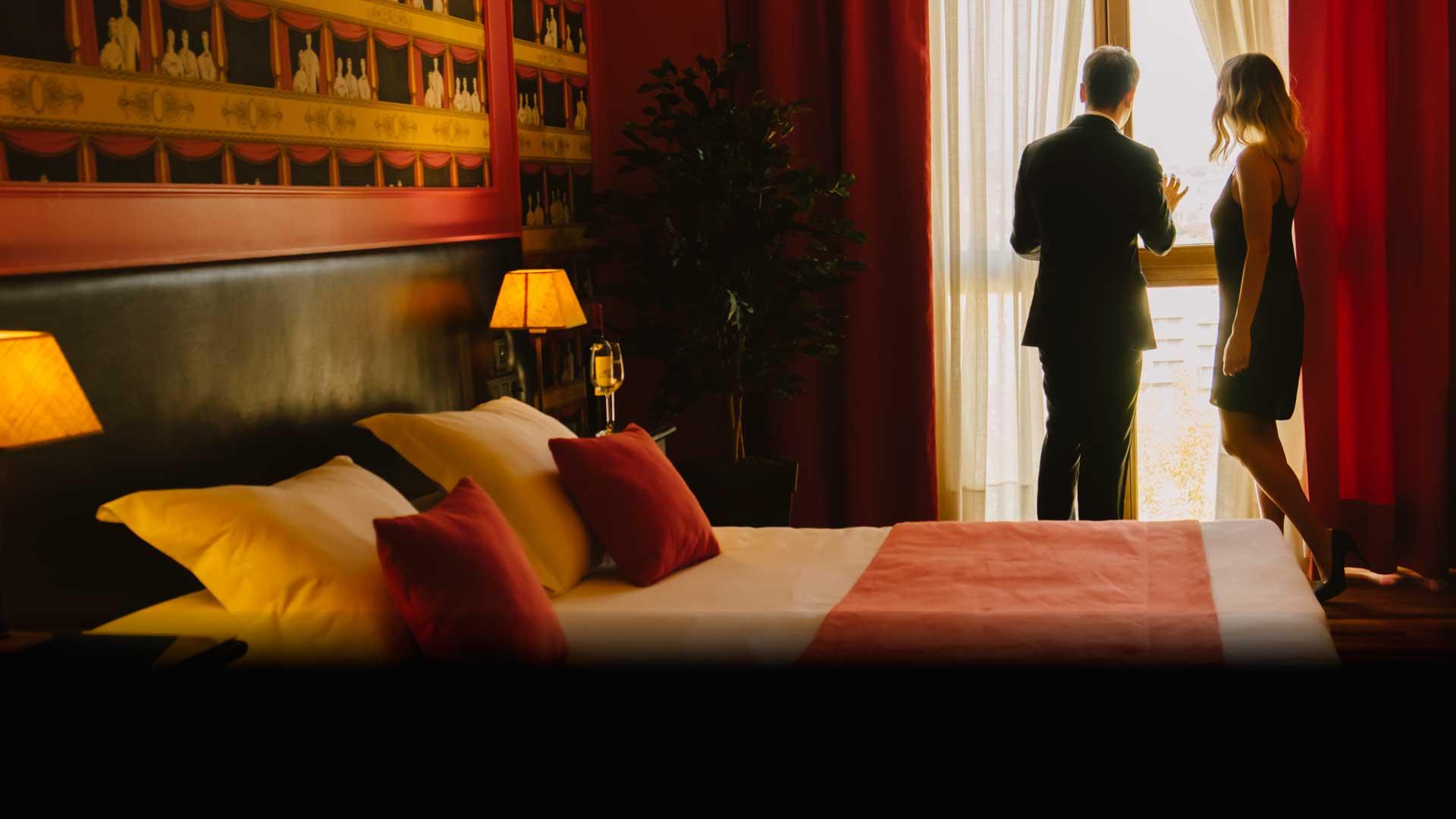 Habitación club - La ópera